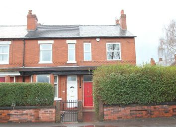 Thumbnail 3 bed terraced house for sale in Moss Lane, Hale, Altrincham