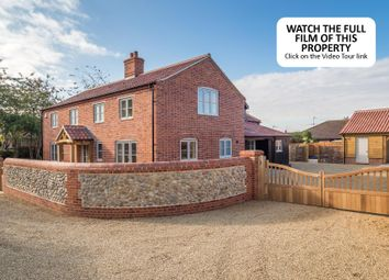 Thumbnail 5 bed detached house for sale in New Road, Blakeney, Holt