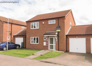 Thumbnail 3 bed detached house to rent in Fenners Avenue, Bottesford, Scunthorpe