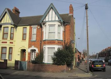Thumbnail 3 bedroom flat to rent in Castle Road, Bedford