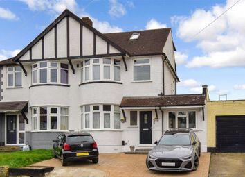 Derek Avenue, Epsom, Surrey KT19. 4 bed semi-detached house for sale