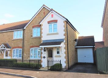 Thumbnail 3 bed end terrace house for sale in Adams Meadow, Ilminster