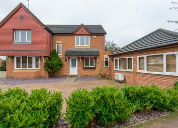 Thumbnail 5 bedroom detached house for sale in Battalion Drive, Wootton, Northampton