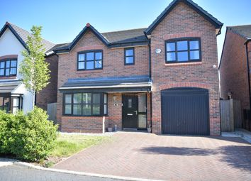 Thumbnail 4 bed detached house for sale in Hawthorn Avenue, Hazel Grove, Stockport