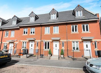 Thumbnail 3 bed terraced house for sale in Padstow Road, Swindon