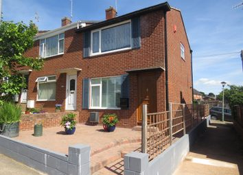 Thumbnail 2 bed end terrace house for sale in Salters Road, Exeter