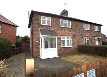 Thumbnail 3 bedroom semi-detached house to rent in Garrick Street, Alvaston, Derby