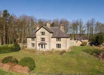 Thumbnail 10 bed country house for sale in West Grange Estate, Scots Gap, Northumberland