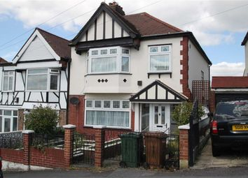 Thumbnail 3 bedroom semi-detached house for sale in Lambourne Gardens, London