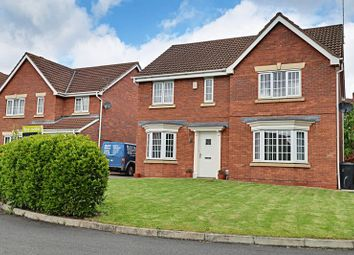 Thumbnail 4 bedroom detached house for sale in Selset Way, Kingswood, Hull