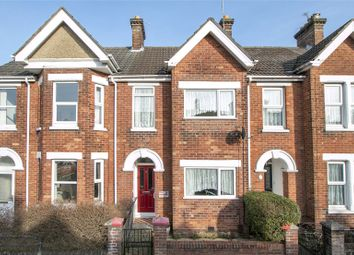 Thumbnail 3 bed terraced house for sale in Kingston Road, Heckford Park, Poole, Dorset