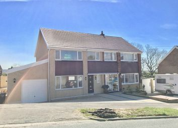 Thumbnail 3 bed semi-detached house for sale in Alexander Road, Rhyddings, Neath