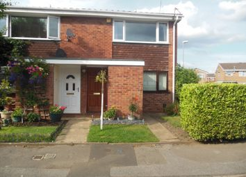 Thumbnail 1 bed flat for sale in Grenville Close, Walsall