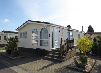 Thumbnail 2 bed mobile/park home for sale in Hi Ways Park, Hallen, Bristol