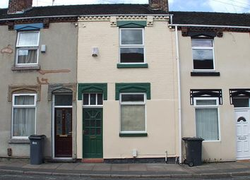 Thumbnail 2 bedroom terraced house to rent in Lewis Street, Stoke-On-Trent