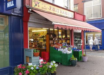Thumbnail Commercial property for sale in High Street, Prestatyn