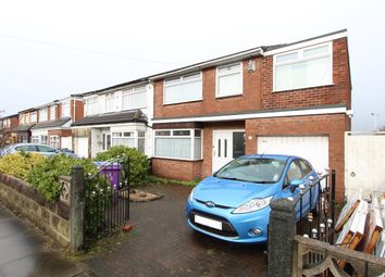 Thumbnail 4 bedroom semi-detached house for sale in Warmington Road, Knotty Ash, Liverpool