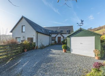 Thumbnail 3 bed semi-detached house for sale in Keltneyburn, Aberfeldy