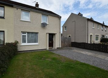 Thumbnail 2 bed semi-detached house for sale in Macdonald Drive, Forres