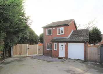 3 bed detached house for sale in Bank Street, Chesterfield S43