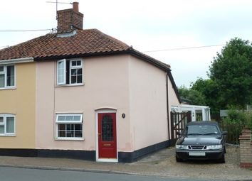 Thumbnail 2 bed semi-detached house for sale in Rose Lane, Diss