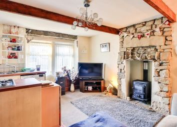 Thumbnail 1 bed terraced house for sale in Spring Lane, Colne, Lancashire