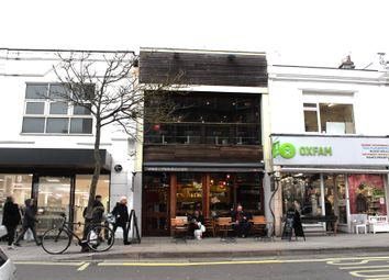 Thumbnail Restaurant/cafe to let in Western Road, Brighton