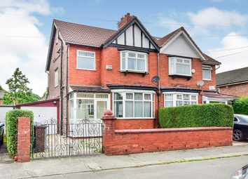 Austin Grove, Burnage, Greater Manchester M19. 3 bed semi-detached house
