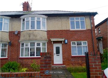 Thumbnail 2 bed flat to rent in High Heaton, Newcastle Upon Tyne