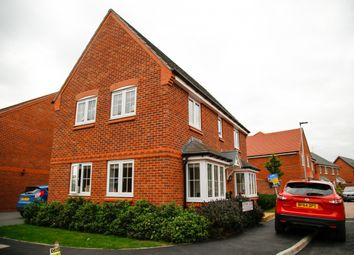 Thumbnail 3 bed detached house for sale in Jotham Close, Kidderminster, Worcestershire