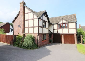 Thumbnail 5 bed detached house for sale in Thistle Road, Hedge End, Southampton