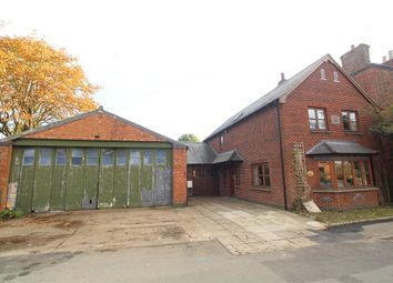 Thumbnail 4 bed detached house for sale in Mill Road, Ullesthorpe, Lutterworth