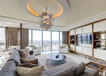 Thumbnail 3 bed flat to rent in The Tower, 1 St George Wharf, Vauxhall, London