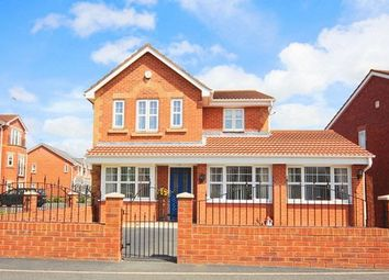Thumbnail 4 bed detached house for sale in October Drive, Anfield, Liverpool