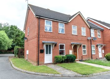 Thumbnail 1 bed end terrace house for sale in Breda Court, Spalding, Lincolnshire