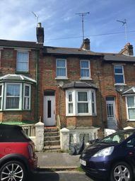 Thumbnail 3 bed terraced house for sale in 66 Percy Road, Ramsgate, Kent