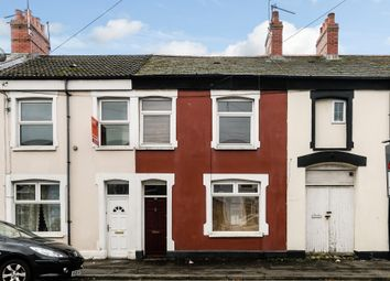Thumbnail 3 bedroom terraced house for sale in Kent Street, Cardiff