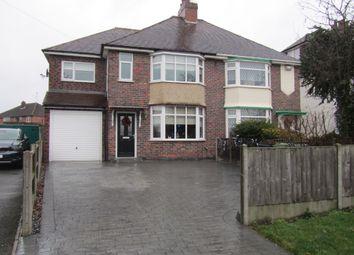 Thumbnail 4 bed semi-detached house for sale in Nuneaton Road, Bulkington, Warwickshire
