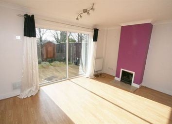 Thumbnail 1 bed terraced house to rent in Hillcrest Court, Basingstoke