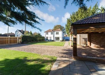 Thumbnail 4 bed detached house for sale in Newington, Near Bawtry, Doncaster