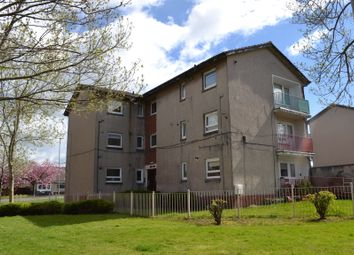 Thumbnail 1 bed flat for sale in Rockburn Crescent, Bellshill