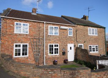 Thumbnail 3 bed cottage for sale in Thrintoft, Northallerton