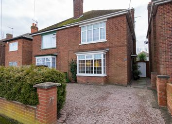 Thumbnail 2 bed semi-detached house for sale in Spayne Road, Boston, Lincolnshire