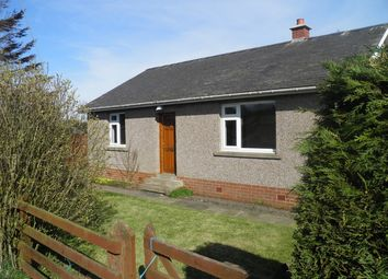 Thumbnail 2 bed detached house to rent in Monikie, Broughty Ferry, Dundee
