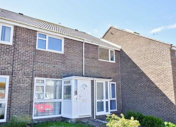 Thumbnail 2 bed terraced house for sale in Rushetts Close, Portland, Dorset