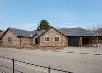 Thumbnail 3 bedroom detached bungalow for sale in Cley Lane, Saham Toney, Thetford