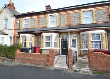 Thumbnail 6 bed terraced house to rent in Cholmeley Road, Reading
