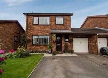 Thumbnail 4 bed link-detached house for sale in Meadow Park, Cabus, Preston, Lancashire