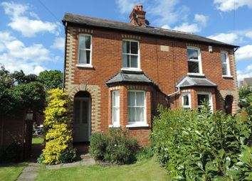 Thumbnail 3 bed semi-detached house to rent in Murrells Lane, Camberley