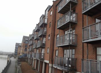 Thumbnail 2 bed flat for sale in Russell Quay, West Street, Gravesend
